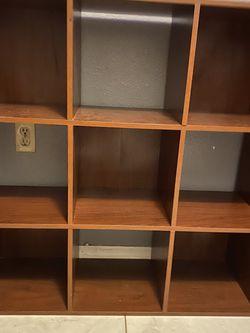 3 X 3 Bookshelve for Sale in Long Beach,  CA