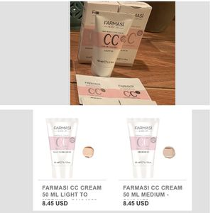 FARMASI US, BB /BEAUTY BALM & CC/ COLOR CONTROL MAKE-UP for Sale in Victorville, CA