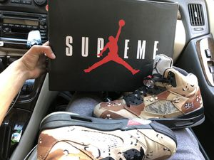 Jordan supreme 5's for Sale in Silver Spring, MD