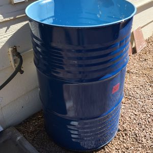 Metal barrel near grand Ave and 112th for Sale in El Mirage, AZ