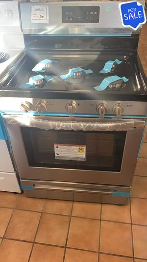 BIG BARGAINS!! LOWEST PRICES! Frigidaire Gas Stove Oven 5.8 cu ft #1552 for Sale in Baltimore, MD