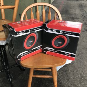 Sub With Amplifier for Sale in Anaheim, CA