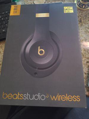 Beats Studio3 Wireless Headphones - Shadow Gray for Sale in Phoenix, AZ
