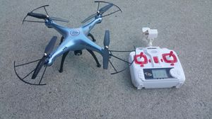 FPV wifi Syma Quadcopter Drone with New Hover attitude hold Funtion for Sale in Norfolk, VA