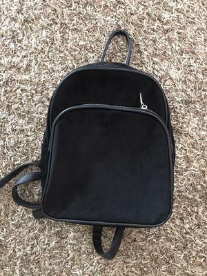 Black Velvet Backpack for Sale in Lynnwood, WA