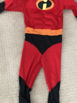 Superman Costume For 3- 5 Year Old Boy for Sale in Garden Grove,  CA
