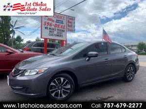 2014 Honda Civic for Sale in Newport News, VA