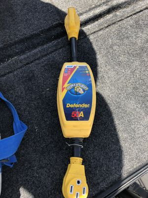 50/30 amp surge protector for Sale in Cypress, TX