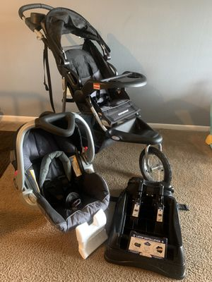 Babytrend Jogging Stroller and Car Seat for Sale in Carol Stream, IL