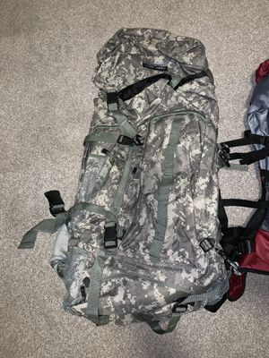 Hiking camping backpacks New for Sale in Chula Vista, CA