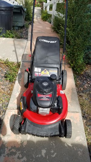Troy-Bilt TB130 lawn mower with Honda engine for Sale in Westminster, CO