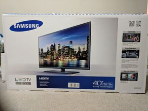 """Samsung Full HD LED TV 40"""" for Sale in NO POTOMAC, MD"""