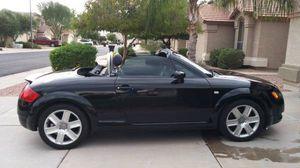 Audi TT Convertible for Sale in Scottsdale, AZ