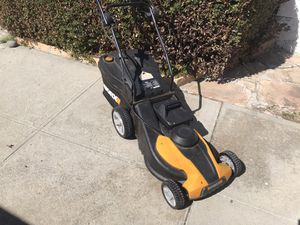 Lawnmower and Edge Trimmer for Sale in Windsor Hills, CA