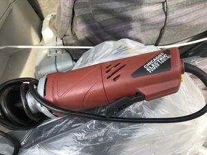 Chicago electric power tools for Sale in Haverhill, MA