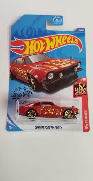 Hot Wheels Custom Ford Maverick ($5) for Sale in Anaheim, CA