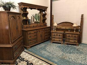 6 Piece Queen/Full Size Bedroom Set for Sale in Rockledge, FL