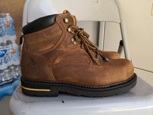 Brand new Georgia steel toe work boots size 11 for Sale in Riverside, CA