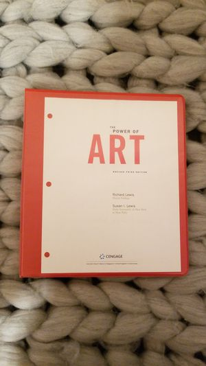 The Power of Art Revised 3rd Edition for Sale in San Luis Obispo, CA