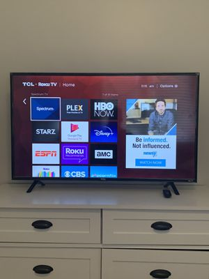 TCL 49 inch TV for Sale in Temple City, CA