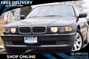 2001 BMW 7 Series for Sale in Burbank, IL