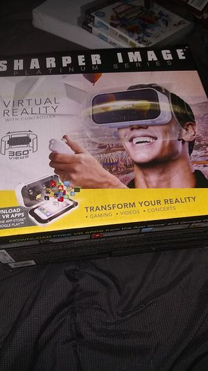 Sharper image VR for Sale in Fresno, CA