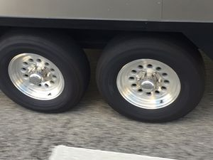 Trailer tires rims wheels and lift kits for Sale in Miami, FL