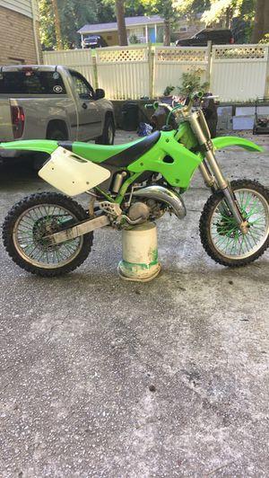 Kawasaki kx 125cc 2 stroke for Sale in Lithia Springs, GA