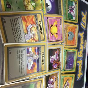 1st Edition Pokémon cards ! for Sale in Sacramento, CA