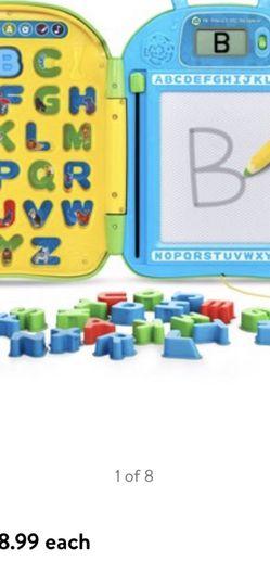 Leapfrog Alphabet Backpack for Sale in Dade City,  FL