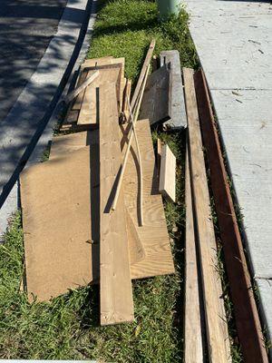 Free Wood for Sale in Oceanside, CA