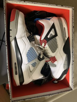 """Jordan 4 """"What the"""" Sz 11.5 for Sale in North Bethesda, MD"""