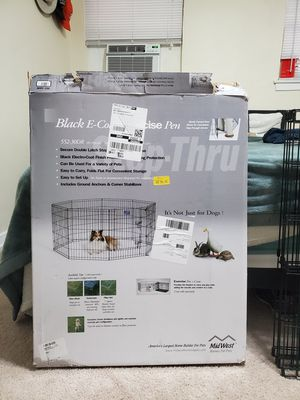 Dog pen/Kennel for Sale in Houston, TX