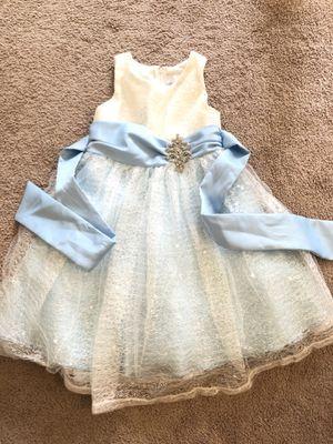Beautiful girls size 5 dress for Sale in Virginia Beach, VA