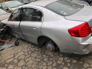 PARTING OUT ~ 2003 Infiniti G35 #306599 for Sale in Gresham, OR