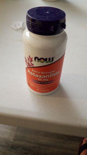 Now astaxanthin 10mg for Sale in Fairfax, VA