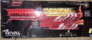 New Nerf Gun Rival Nemesis for Sale in Las Vegas, NV
