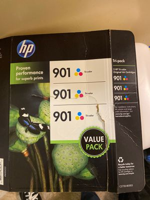 HP 901 Color 1 cartridge for Sale in undefined