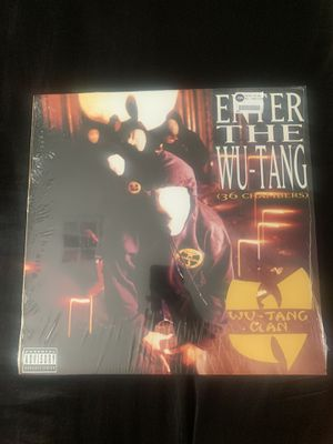 Wu-Tang Clan ‎– Enter The Wu-Tang (36 Chambers) New Vinyl for Sale in Las Vegas, NV