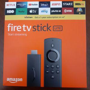 Amazon FireTv Stick for Sale in New Britain, CT