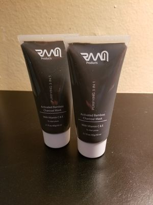 Charcoal mask for Sale in Redlands, CA