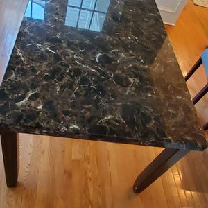Brown Dining Table for Sale in Centreville, VA