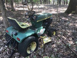 John Deere garden tractor for Sale in Marshall, VA