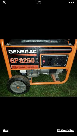 Generator. Generac for Sale in Reynoldsburg, OH