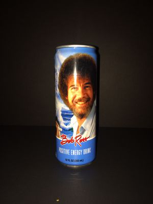 Bob Ross Positive Energy Drink for Sale in Dallas, TX