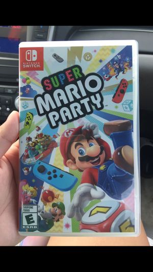 Mario party for Sale in Addison, TX