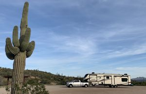 2018 Forest River Fifth Wheel (2014 RAM 3500 sold sep.) for Sale in Scottsdale, AZ