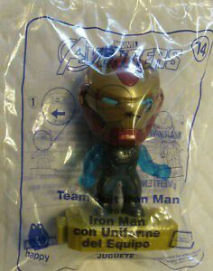 Avengers Iron Man Team Suit McDonald's Toys for Sale in Chula Vista, CA