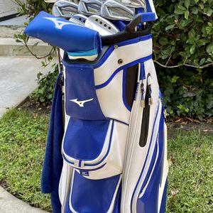 Mizuno Golf Pro Staff Cart Bag (14-way) for Sale in Los Angeles, CA