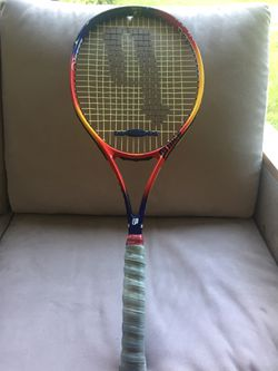 Prince graphite longbody tennis racket for Sale in Silver Spring,  MD